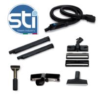 Akcesoria do odkurzaczy parowych STI Steam Industry