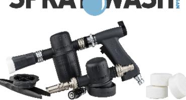 Spryskiwacze SprayWash – nowy wymiar czystości