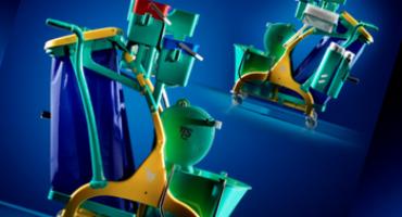 Wózki kompaktowe Nick Star i Nick Plus