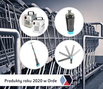 Podsumowanie nowości roku 2020 w Orde – produkty firmy Moermann